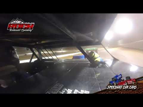 #38H Greg Hensley - Super Street - Rockcastle Speedway - InCar Camera - dirt track racing video image