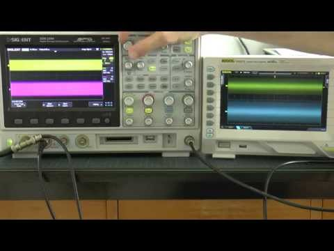 REVIEW - Siglent SDS2000 series & Comparison of Features with Rigol DS2000 - UCqY-sl8bz4c9hB_G450uwFQ