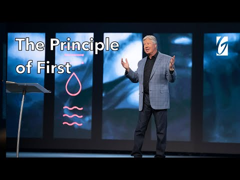 Robert Morris  The Principle of First  The Blessed Life