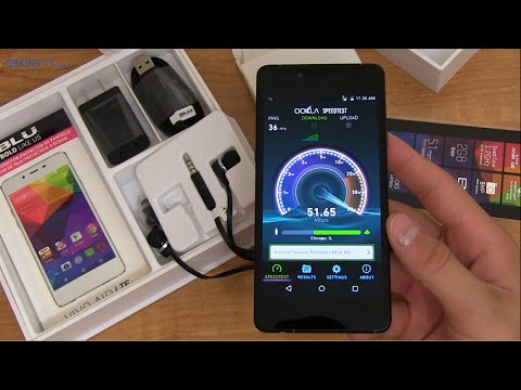 Blu Vivo Air LTE Unboxing and Speed Test - UCbR6jJpva9VIIAHTse4C3hw