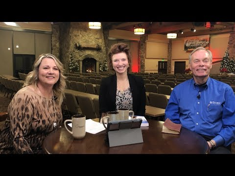 Andrew's Live Bible Study - Nichole Marbach & Andrew Wommack - December 10, 2019
