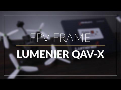 Lumenier QAV-X // GetFPV.com - UCEJ2RSz-buW41OrH4MhmXMQ