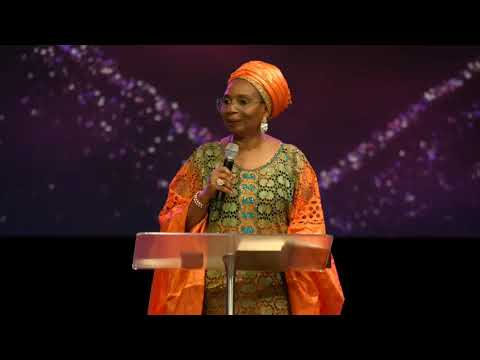 MADE FOR MORE CONFERENCE 2019 (DAY 1)  Mrs Ibukun Awosika