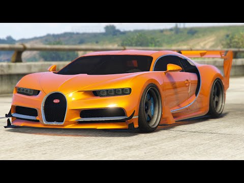 WORLD'S FASTEST CAR! (GTA 5 Mods Funny Moments) - default