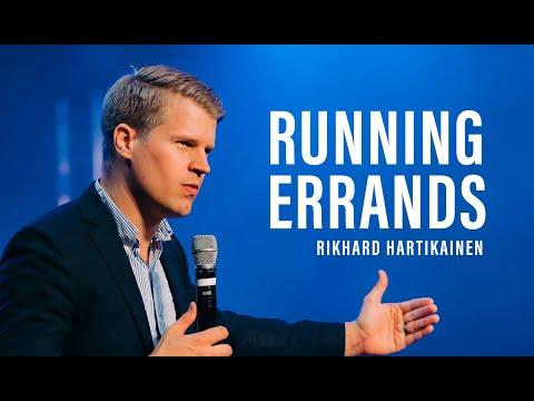 RUNNING ERRANDS  Rikhard Hartikainen