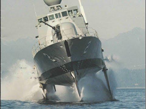 The Fastest Ship in the U.S. Navy: Boeing Pegasus-Class Hydrofoils - UC_sXrcURB-Dh4az_FveeQ0Q