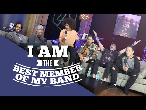 Linkin Park - I am the best member of my Band - UCQ8jTcfNOaBUwRSTQUybEug