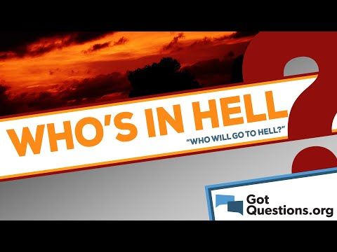 Who will go to hell?