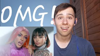 Pabllo Vittar ft. Charli XCX - Flash Pose (Official Music Video) Reação \ Reaction