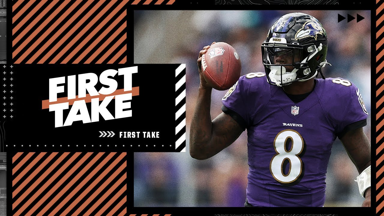 Is Lamar Jackson being disrespected as an NFL QB?   First Take