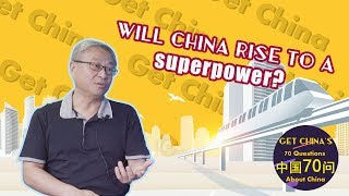 Will China rise to another world superpower?