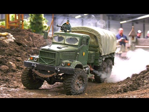 UNIQUE RC COLLECTION Vol.1!! RC MODEL SCALE TANKS, RC MILITARY VEHICLES, RC ARMY TRUCKS - UCOM2W7YxiXPtKobhrYasZDg