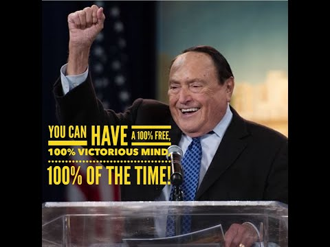 YOU CAN HAVE A 100% FREE, 100% VICTORIOUS MIND 100% OF THE TIME!
