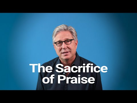 The Sacrifice of Praise  God Will Make A Way Moments