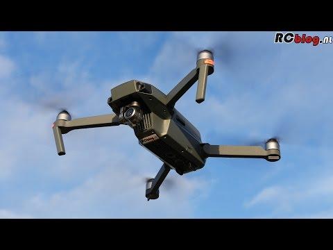 DJI Mavic Pro video review (NL) - UCXWsfadxZ1qM0HKuPOx1ptg