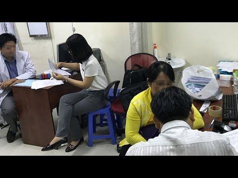 Sài Gòn xử phạt hàng loạt phòng khám có bác sĩ người Trung Quốc