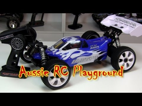 Unboxing Ofna 1/8 Scale Buggy8 4x4 Brushless RTR - default