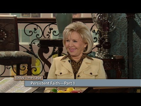 Persistent FaithPart 1