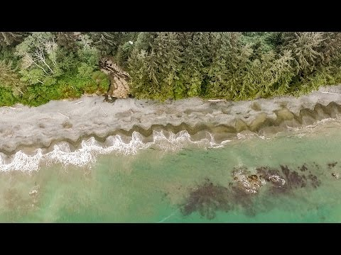 The beaches near Sooke, BC  in one day