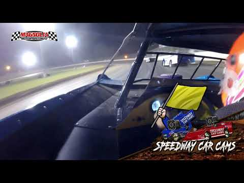 #10 Rodney Wing - 604 Crate Late Model - Magnolia Motor Speedway 5-30-21 - dirt track racing video image