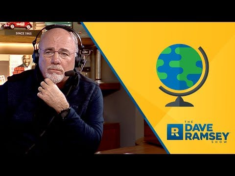 Has World Poverty Actually Improved? - Dave Ramsey Rant