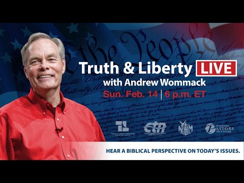 Truth & Liberty LIVE with Andrew Wommack