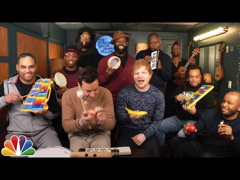 Shape of You (Classroom Instruments) [Feat. Ed Sheeran & The Roots]