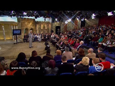 Three Realms of Prophetic P1 - A special sermon from Benny Hinn