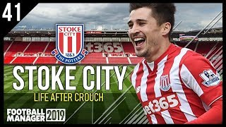 STOKE CITY FM19 - 041 - HUGE POTENTIAL SIGNING - FOOTBALL MANAGER 2019