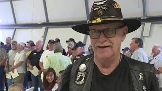 Vietnam War commemoration finally welcomes home local vets at the Warhawk Museum