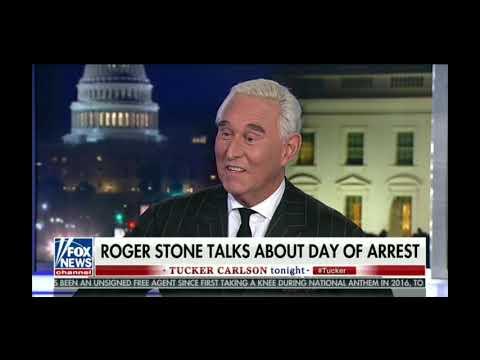 Roger Stone update & Va Gov not resigning - Tucker Carlson 2/1/19