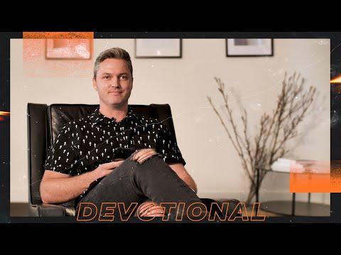 Planetshakers Devotionals - Pastor Steve Sowden