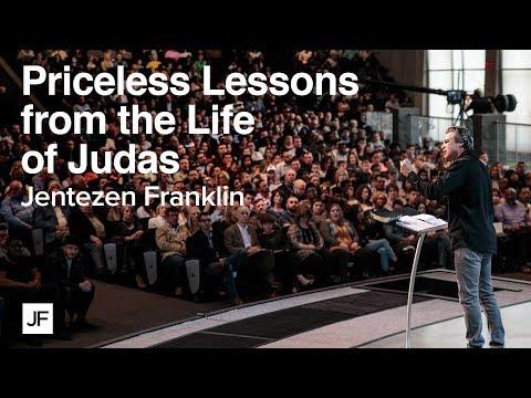 Priceless Lessons from life of Judas  Jentezen Franklin