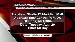 Around Town - Studio C TACO Tuesday - 8/19/19