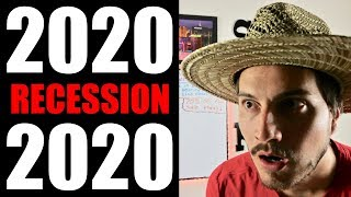 5 Reasons Everyone Is Talking 2020 Recession