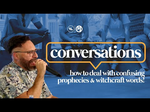 How To Deal With CONFUSING Prophecies & WITCHCRAFT Words!