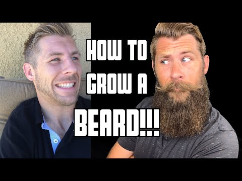 How to Grow a Beard and Mustache From Start to Finish - UCiDJtJKMICpb9B1qf7qjEOA