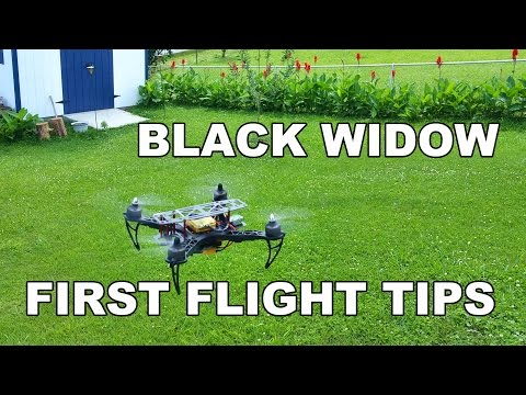 HobbyKing Black Widow - First Flight Tips - 260 FPV Racer Drone RTF - TheRcSaylors - UCYWhRC3xtD_acDIZdr53huA