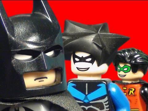 Lego Batman - Nightwing's Return - UCOmMUjaCM5koM_nSJ1KVg5Q