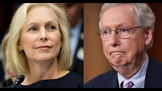 Sen Gillibrand Slams McConnell For Harming SCOTUS