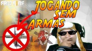 JOGUEI SEM ARMAS COM INSCRITOS BOOYHA GANHARAM PRESENTE