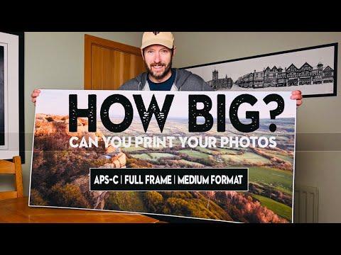 How BIG can you PRINT your PHOTOS? (Fuji XT3 vs Nikon Z7 vs GFX 50R) - UCkJld-AoXurbT2jDnfM8qiA