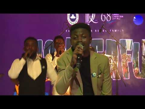 PSF MINSTREL MINISTRATION  RCCG CONVENTION 2020 DAY 1