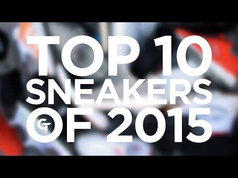 Top 10 Sneakers of 2015 - default