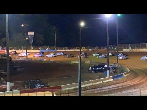 8/21/2021 SCDRA FWD Main Cherokee Speedway - dirt track racing video image