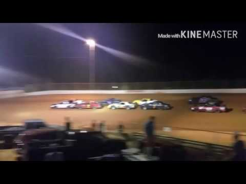Thunderbomber Main 7/23/16 - dirt track racing video image