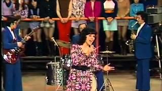 Светлана Резанова - Если любишь ты (В гостях, на концерте у Карела Готта;  ЧССР ТВ; 1974 год)