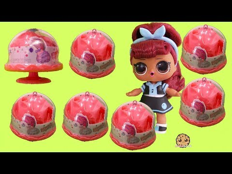 Wild Party Hair Num Noms Surprise Blind Bags with LOL Surprise Big Sister - UCelMeixAOTs2OQAAi9wU8-g