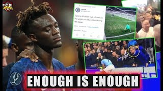 Tammy Abraham ATTACKED | Chelsea FANS must act now!