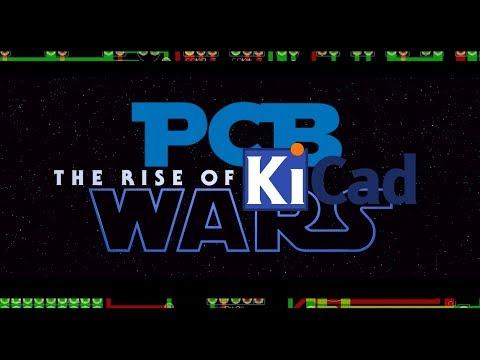 eevBLAB #62 - PCB Wars - The Rise Of KiCAD - UC2DjFE7Xf11URZqWBigcVOQ
